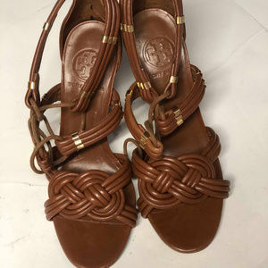 Tory Burch Adriana Sandal High Heel Ankle Strap
